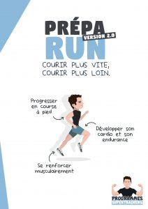 programme d'entraînement course à pied préparun