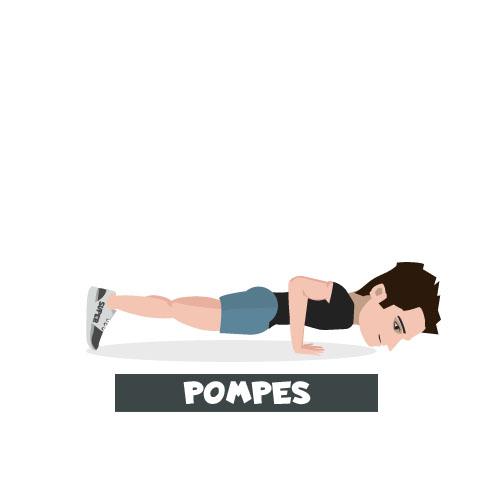 pompes